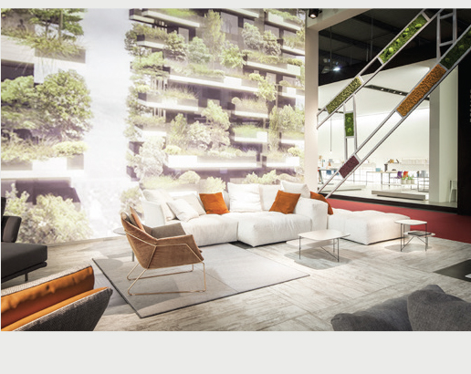 divani saba Italia salone del mobile