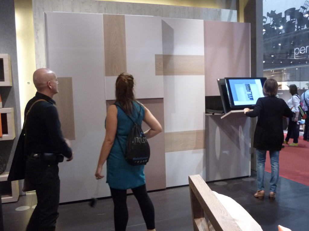 armadio scorrevole con porta tv Ghost fimar