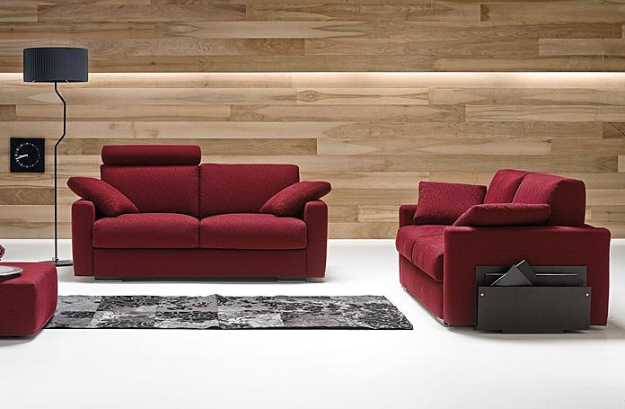 kendo divano letto trasformabile
