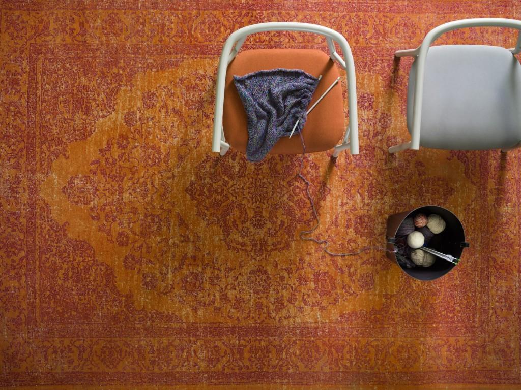 tappeto aladino rosso terracotta Miniforms