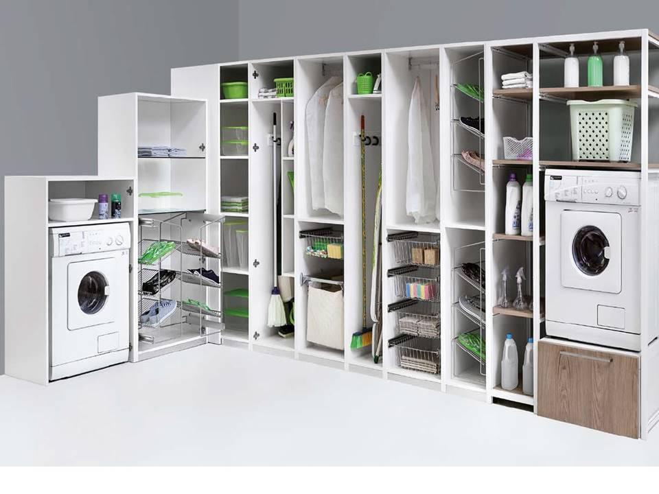 Mobili ripostiglio archives non solo mobili cucina - Ikea lavanderia mobili ...