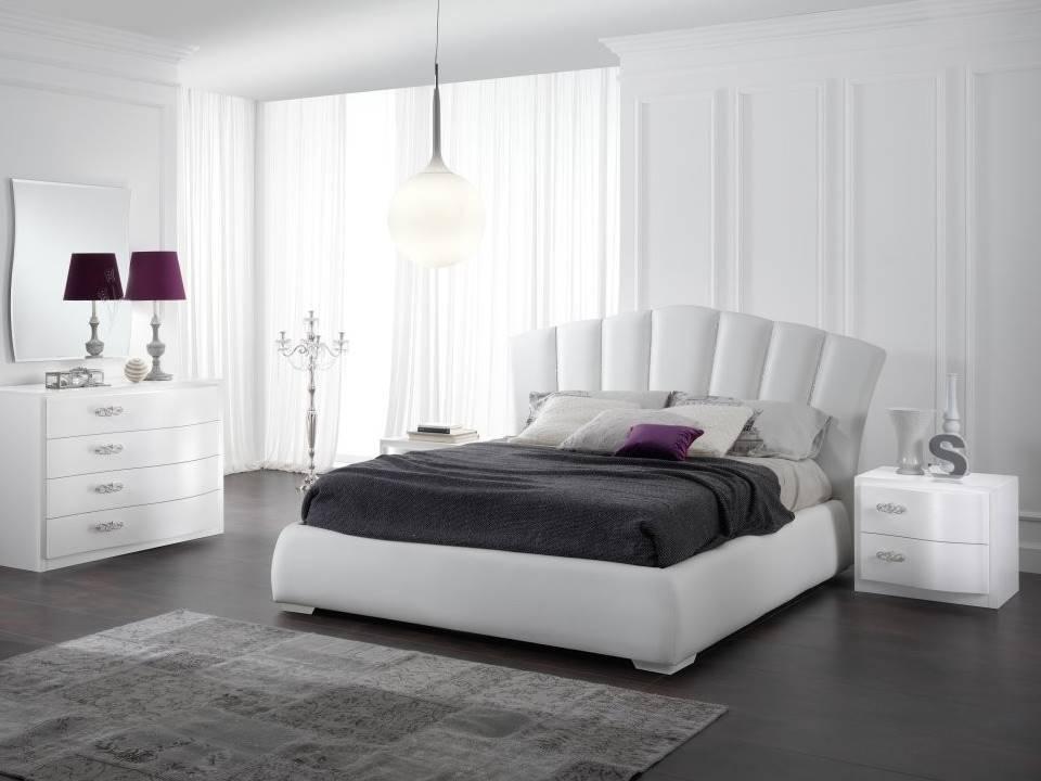 letto elisabetta con swarovski