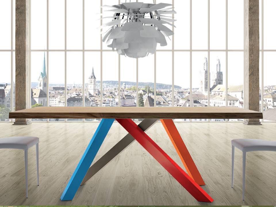 Piedi per mobili quadrati design casa creativa e mobili for Piano casa per 1000 piedi quadrati