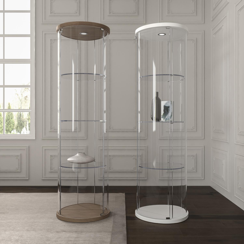 Vetrine e cristalliere per riporre gli oggetti di swarovski - Cucina con swarovski ...
