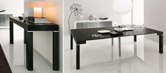 Riflessi tavoli e sedie archives non solo mobili cucina soggiorno e camera - Tavolo consolle riflessi p300 prezzo ...