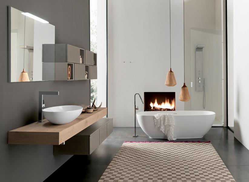 bagno moderno e minimal domus arredi lissone