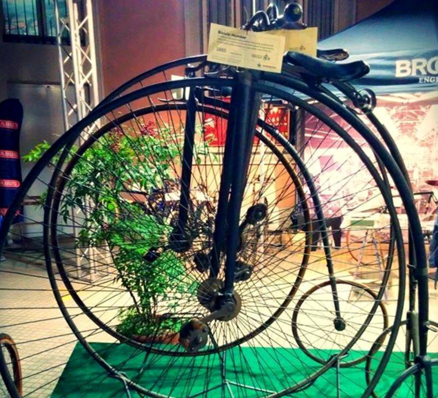 biciclette ritrovate rossignoli fuorisalone 2016