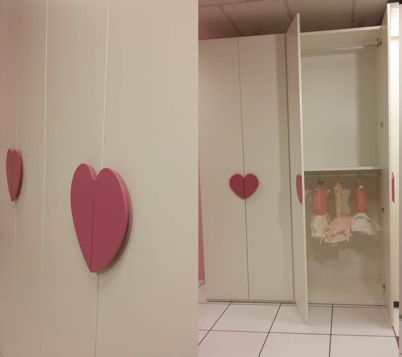 armadio cuore domus arredi