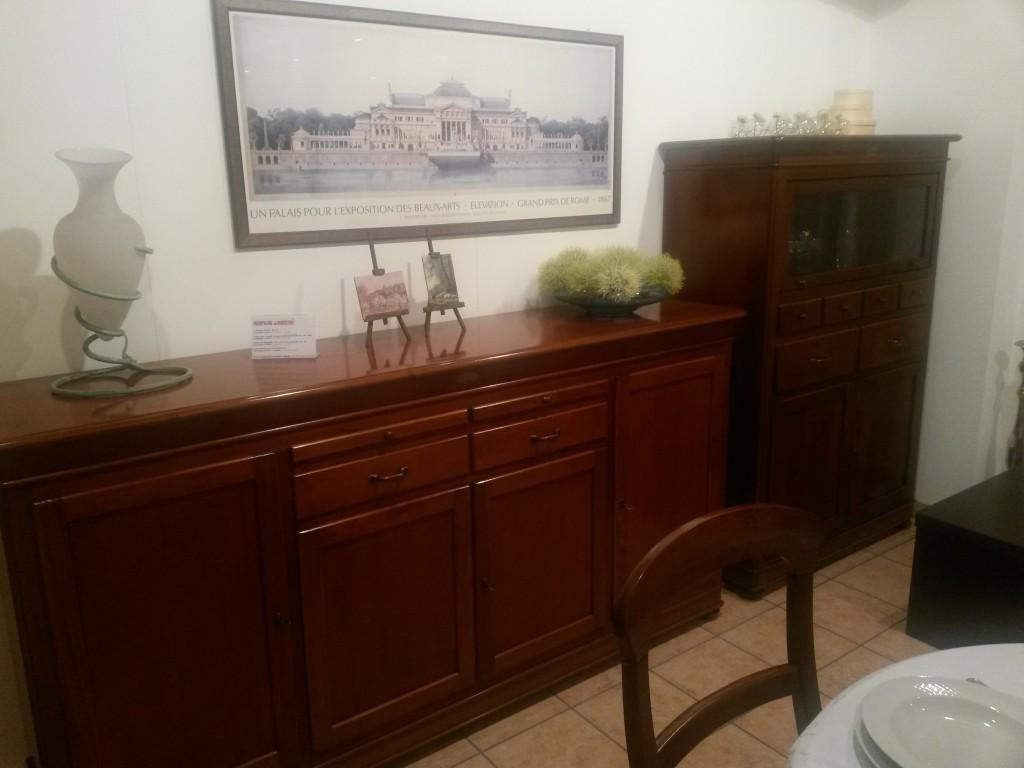 Credenza 800 Italiano. legno massello