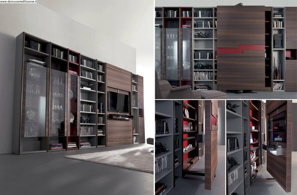 soggiorno moderno Archives - Mobili e arredi Lissone: Veneta Cucine ...