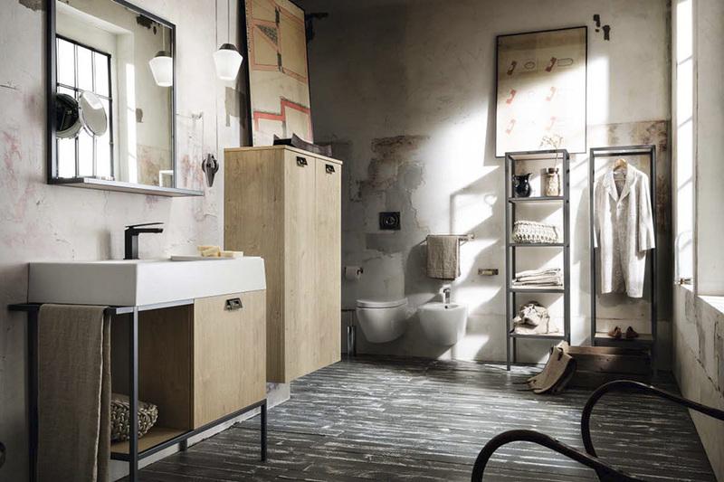 Bagni archives non solo mobili cucina soggiorno e camera - Appendiabiti da bagno ...