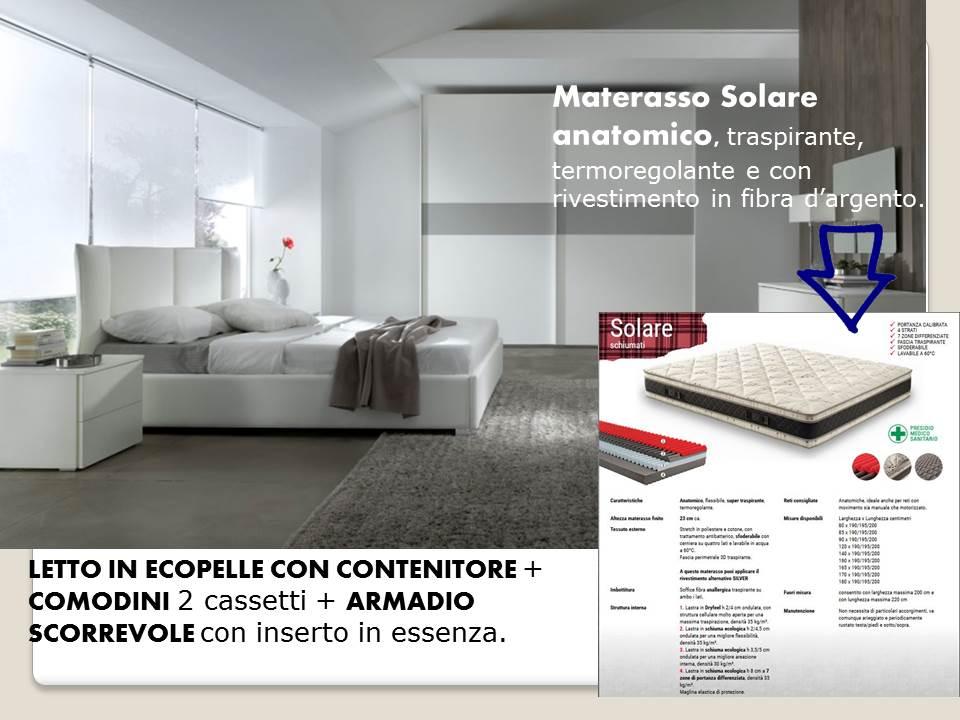 camera da letto inclusa nell'arredamento completo € 20.000