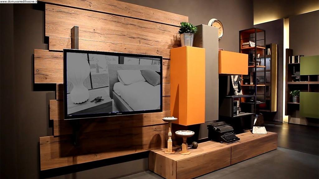 soggiorno industrial style fimar