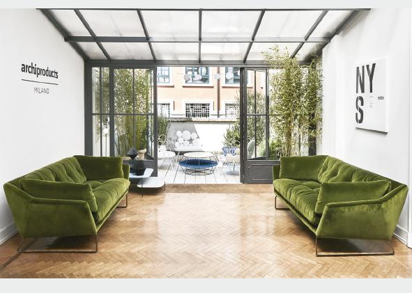 divano new york saba
