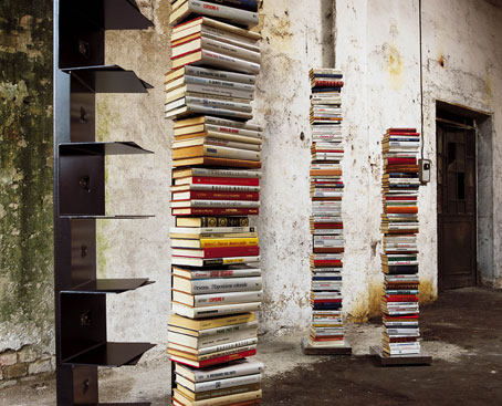 Ptolomeo Opinion Ciatti libreria verticale