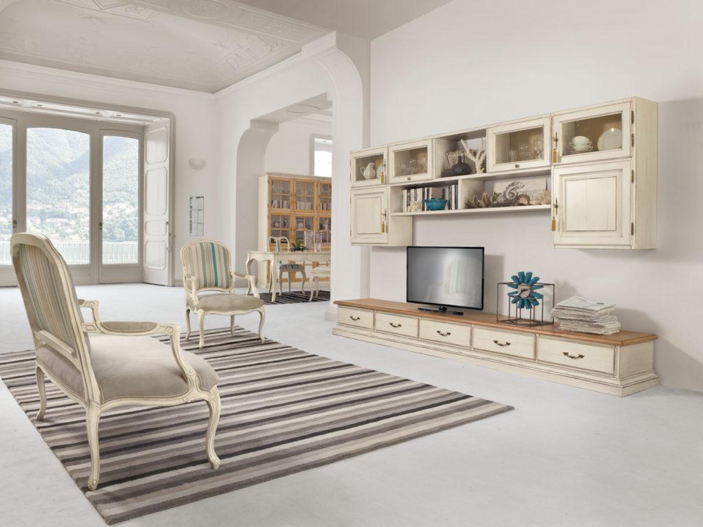 Composizione soggiorno di Tonin Casa