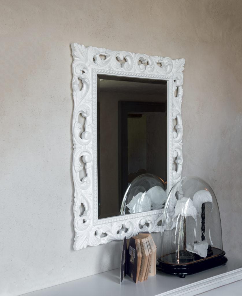 Specchio quadrato Tonin Casa