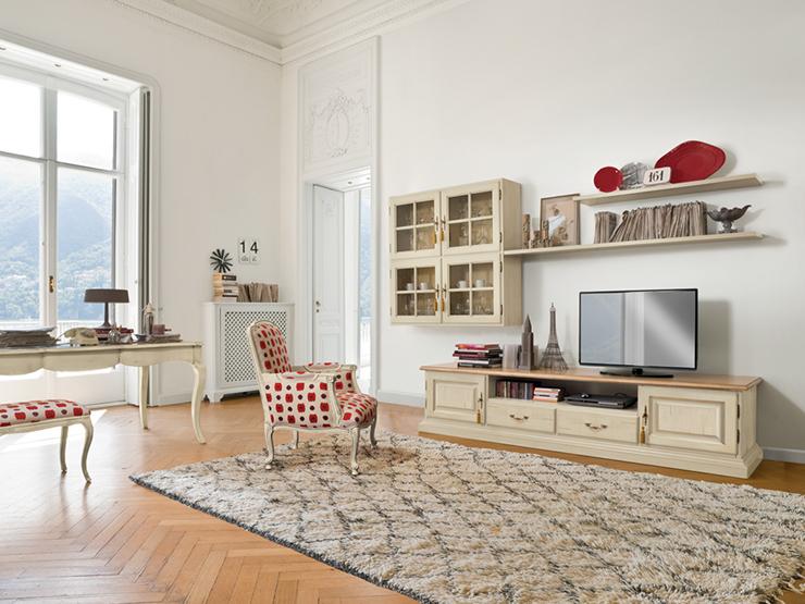 soggiorno componibile classico Tonin casa