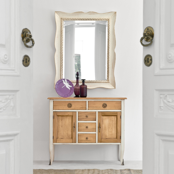 consolle classica shabby shic