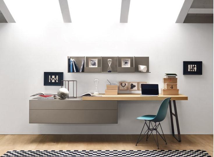 Scrivania per soggiorno archives mobili e arredi lissone for Scrivania soggiorno