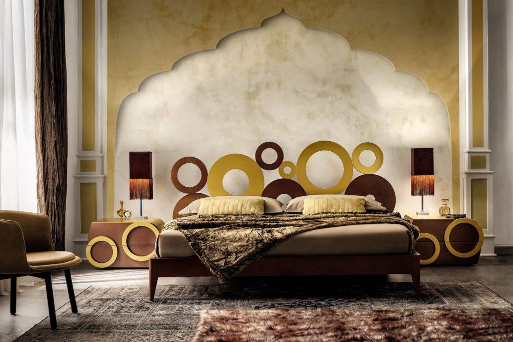 Non solo mobili cucina soggiorno e camera idee - Testiera letto originale ...