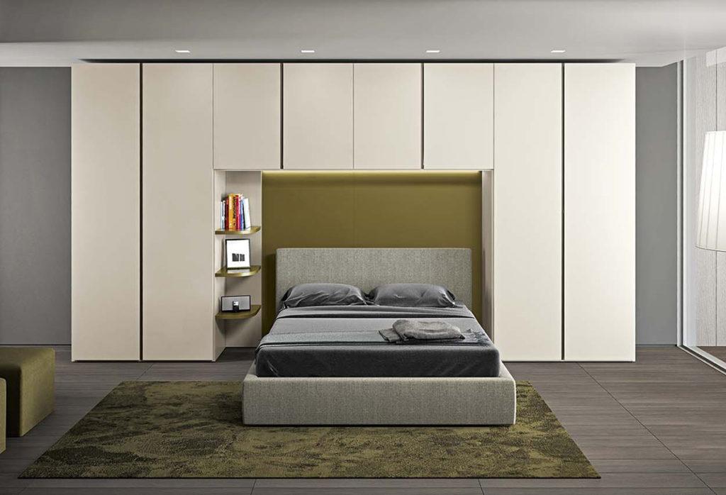 Non solo mobili cucina soggiorno e camera idee - Armadio ponte letto matrimoniale ...