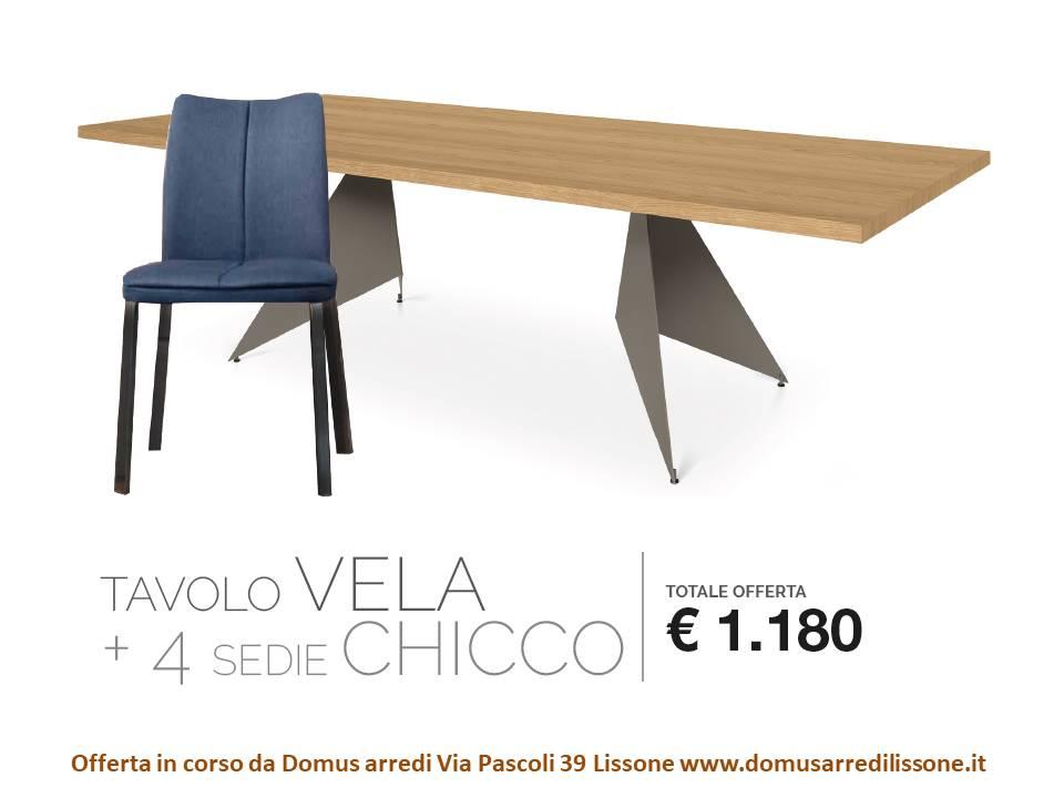 Offerta Tavolo e sedie
