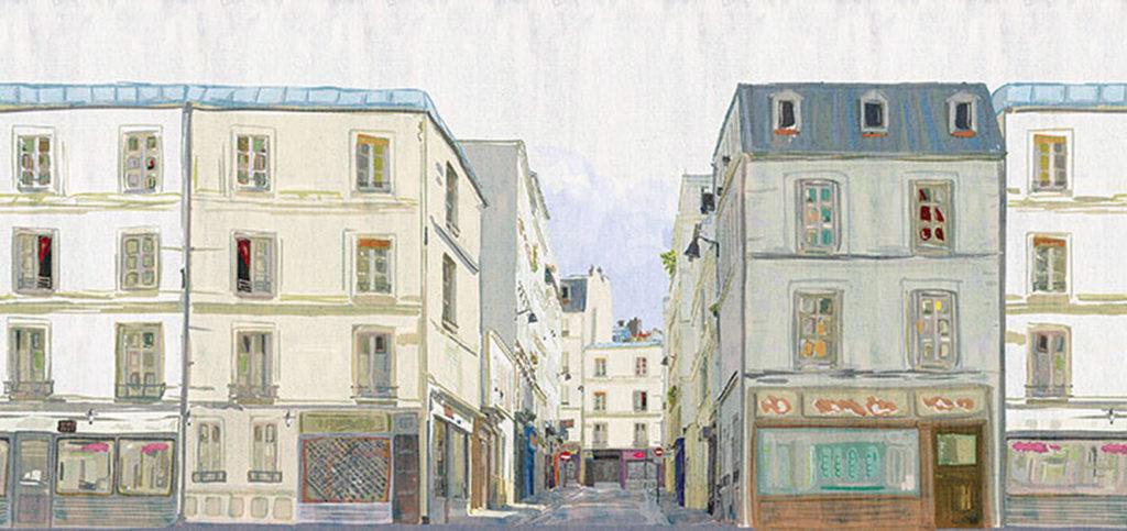 carta da parati parigi