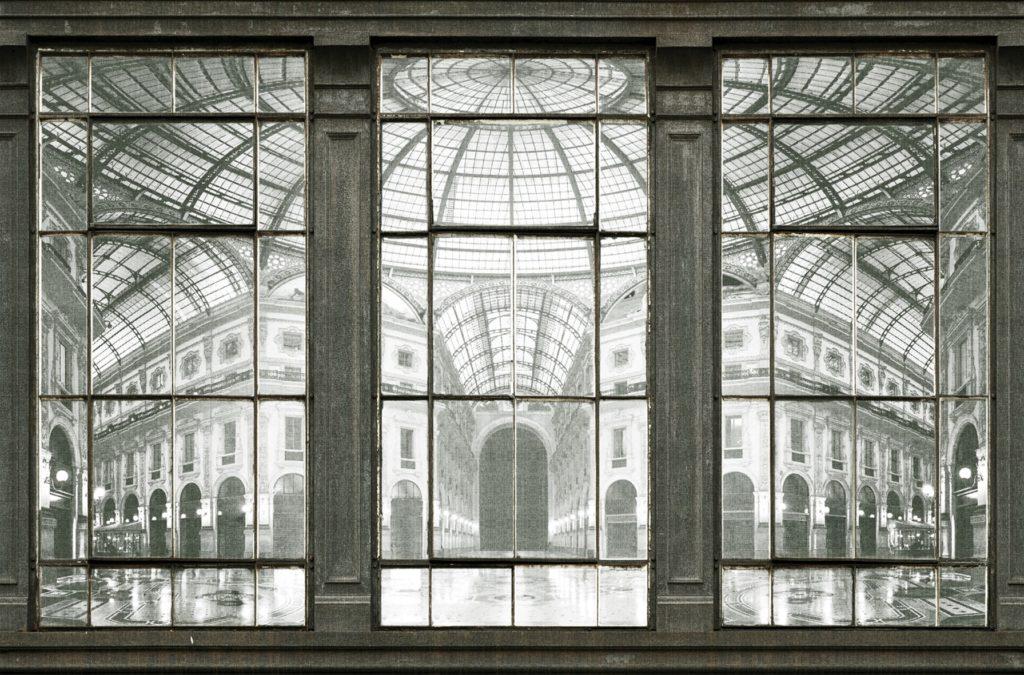 Carta da parti Galleria Duomo Milano