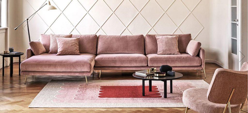 divano calligaris le marais