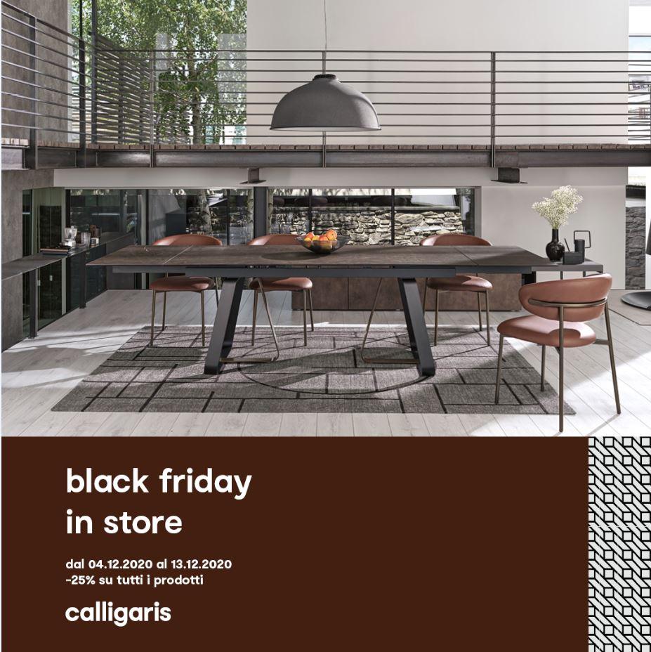 Black Friday Calligaris 2020