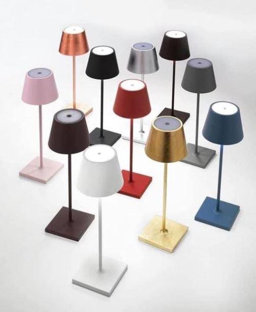 poldina lampada colorata